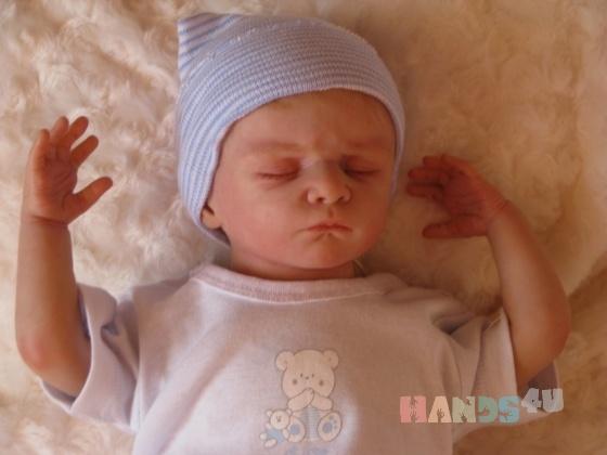 Купить Кукла реборн Чарли, Кукольный дом, Куклы и игрушки ручной работы. Мастер   (Tatyana) . молд