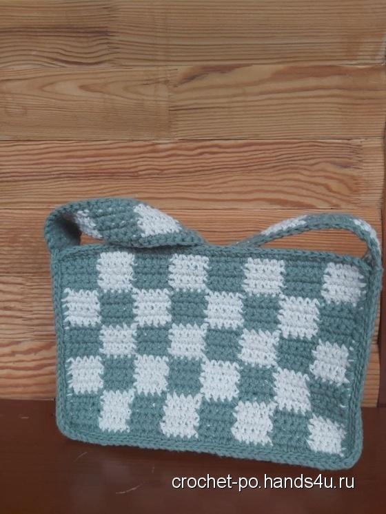 Купить Вязаная сумка, Экосумки, Сумки и аксессуары ручной работы. Мастер Полина Петурова (Crochet-Po) . сумка