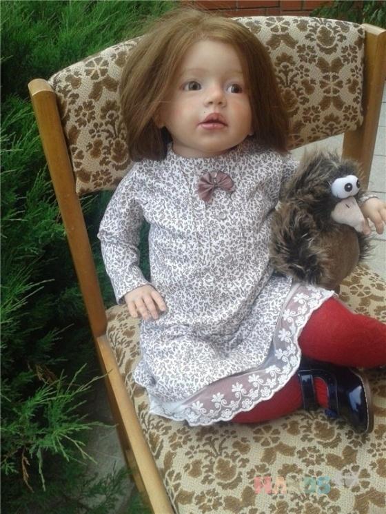 Купить Изабелла by Regina Swialkowski, Куклы-младенцы и reborn, Куклы и игрушки ручной работы. Мастер Светлана Летова (sveta-leto) .