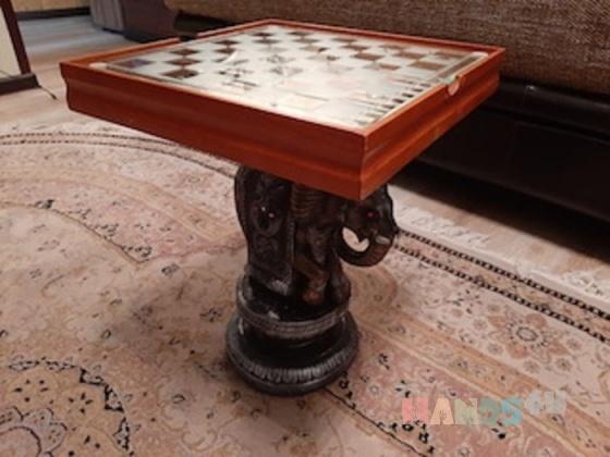 Купить Столик, Для дома и интерьера ручной работы. Мастер Дмитрий Правдин (dd300120) .