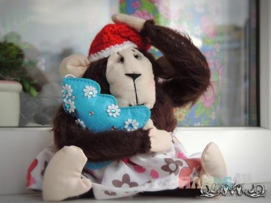 Купить Катрин, Зверята, Куклы и игрушки ручной работы. Мастер Ольга Кожухова (Gavrucha) . искусственный мех