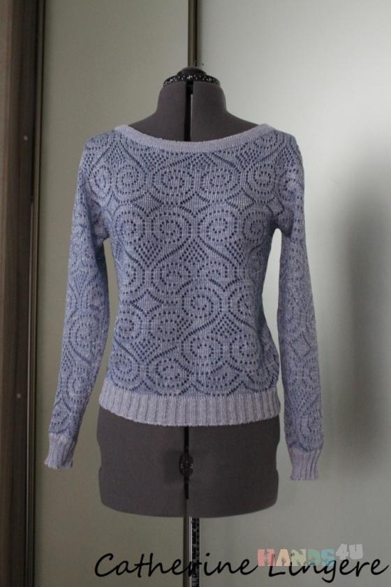 Купить Джемпер Катрин , Джемпера, Кофты и свитера, Одежда ручной работы. Мастер Catherine Lingere (Catherine75) .
