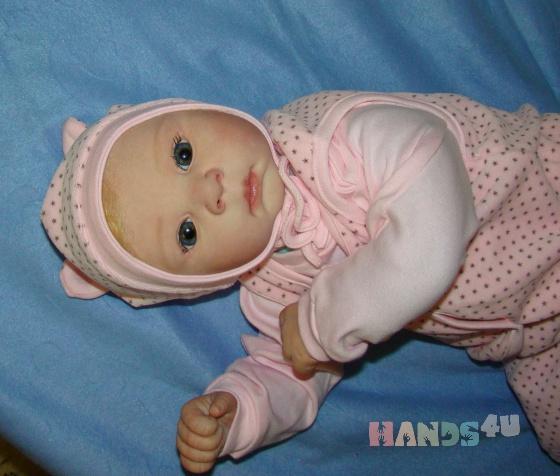 Купить Кукла-реборн Ярославна-Ярослав(пол на усмотрение будущей мамочки), Куклы-младенцы и reborn, Куклы и игрушки ручной работы. Мастер Алина Мелкишева (Alina77) .