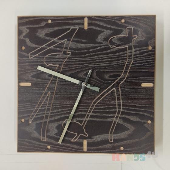 Купить Часы деревянные, Настенные, Часы для дома, Для дома и интерьера ручной работы. Мастер Александр Столяр (bas-relief) . авторские часы