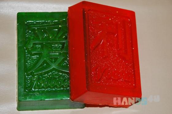 Купить Мыло ручной работы Иероглиф, Сувенирное, Мыло, Косметика ручной работы. Мастер Tanya N (Tanta117) .