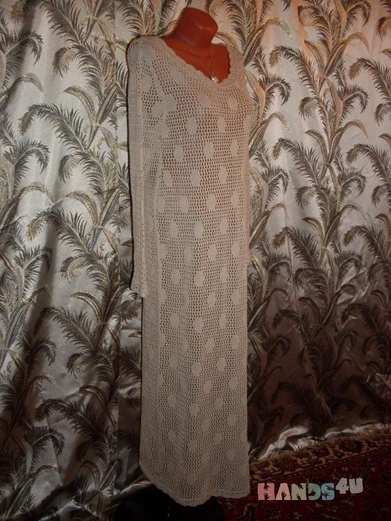 Купить Платье нарядное, Вязаные, Вечерние, Платья, Одежда ручной работы. Мастер   (Olga300476) . платье нарядное