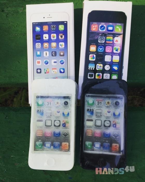 Купить Мыло iPhone в фирменной коробочке, Подарочные наборы, Сувениры и подарки ручной работы. Мастер Наталья Галушко (Natalia123) . мыльная основа sls-free