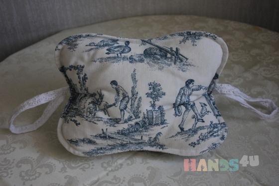 Купить Подушка для шеи , Для дома и интерьера ручной работы. Мастер Ирина Сухина (iraida2803) . подушка шея целлюлоза