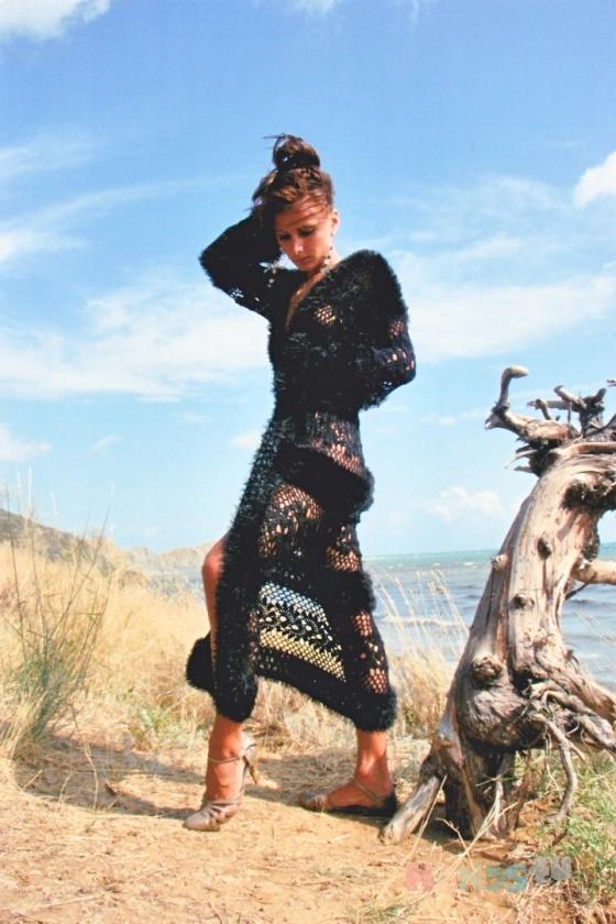 Купить пальто ажурное иней, Пальто, Верхняя одежда, Одежда ручной работы. Мастер Маргарита  (Margarita) . вязание на заказ