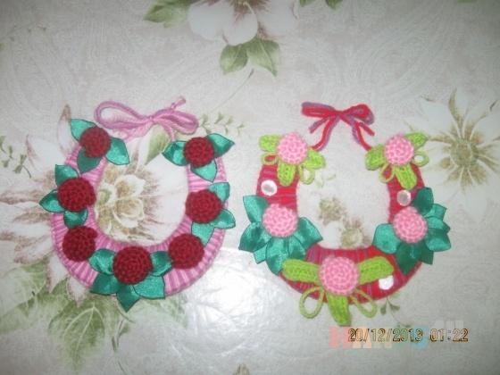 Купить Подкова на счастье, Новогодние сувениры, Новый год, Подарки к праздникам ручной работы. Мастер Марина Елистратова (Marina87) .