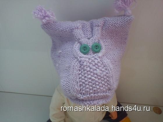 Купить Современные шапочки с совами для девчонок и мальчишек хендмейд  , Шапки, Головные уборы, Аксессуары ручной работы. Мастер Лада Санарова (RomashkaLada) .