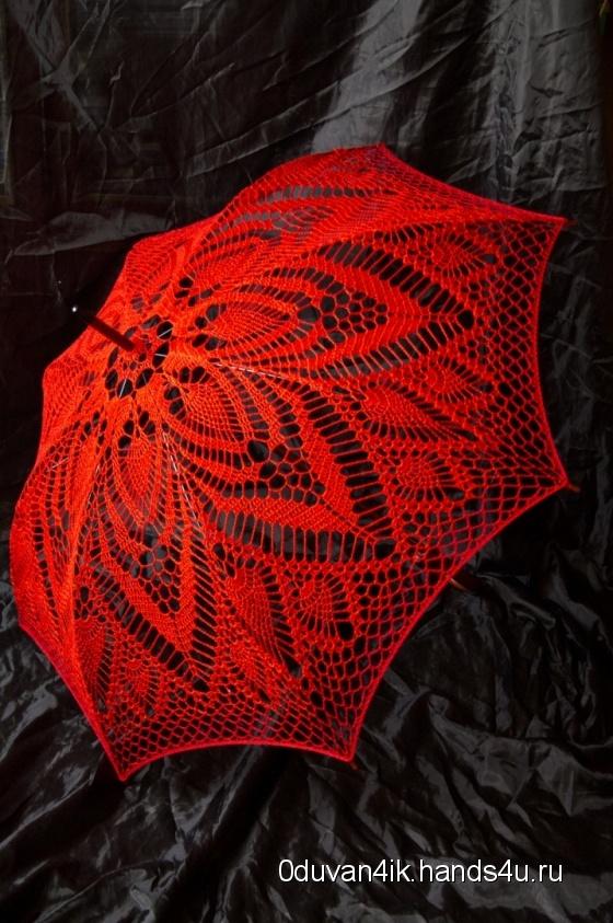 Купить зонт 43, Зонты, Аксессуары ручной работы. Мастер Татьяна Нечитайло (0duvan4ik) . хлопок
