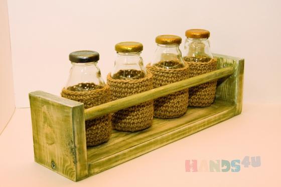 Купить Набор для специй Бабушкины травы, Персональные подарки, Подарки к праздникам ручной работы. Мастер Татьяна  (loriA) .