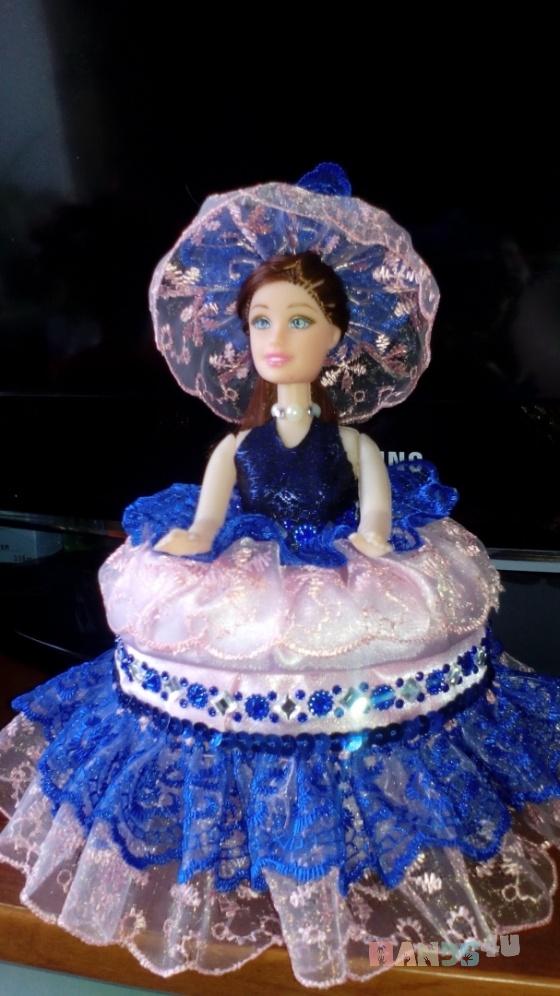Купить Кукла-шкатулка, Куклы и игрушки ручной работы. Мастер Юлия Трошина (Angelok) . авторская кукла