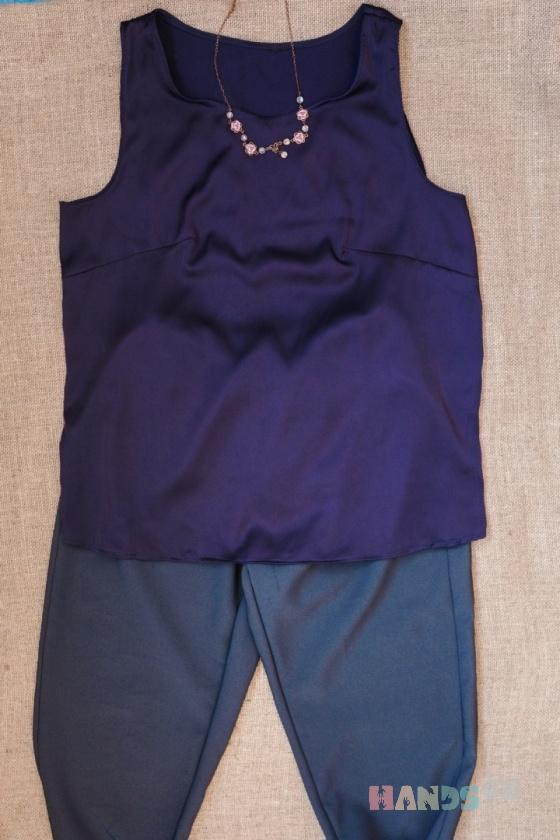 Купить Блузка , Шитые, Юбки, Одежда ручной работы. Мастер Альфия Нигматуллина (Ani) . блуза