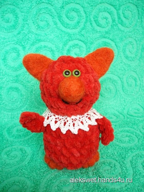Купить Кот Плюшка, Коты, Зверята, Куклы и игрушки ручной работы. Мастер Светлана Смотрина (alekswet) .