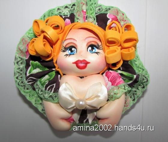 Купить Куклы- удачи попики из фоамирана, Приколы, Сувениры и подарки ручной работы. Мастер Венера Хасанова (amina2002) . веселый подарок