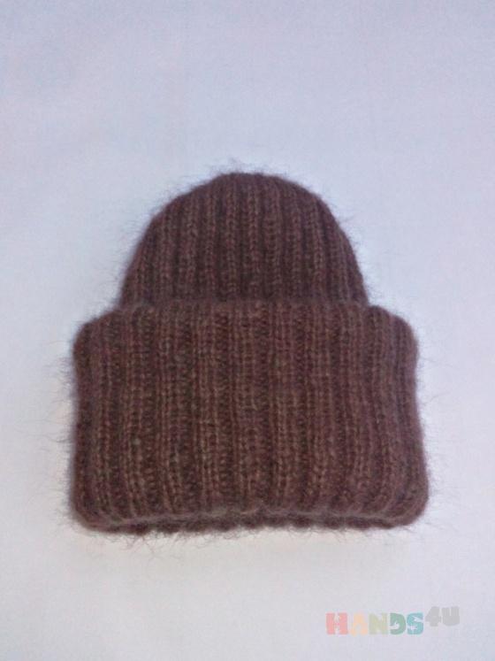Купить  Вязаная шапка из мохера, Шапки, Головные уборы, Аксессуары ручной работы. Мастер Лариса Палагина (LarisaCharm) . шапка вязаная