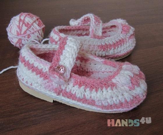 Купить Туфельки И для улицы ), Детская обувь, Работы для детей ручной работы. Мастер Юлия Захарова (ActressVesna) . туфельки