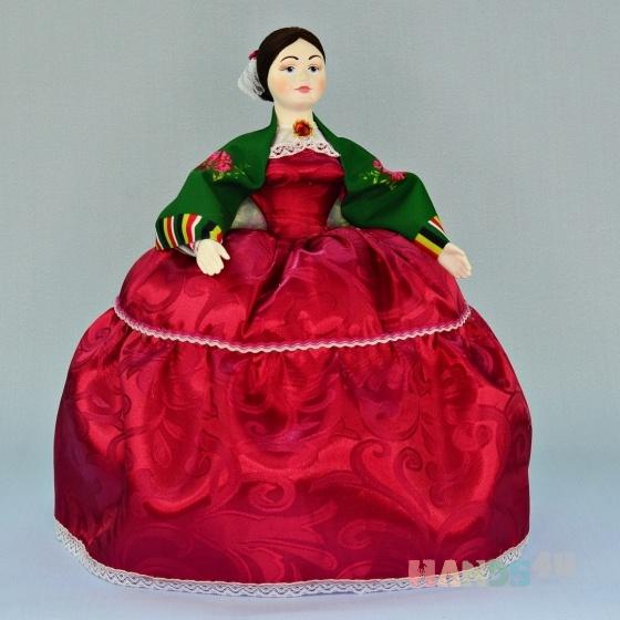 Купить Подарок женщине на день рождения или 8 марта, Персональные подарки, Подарки к праздникам ручной работы. Мастер Владимир  (Doll-Gift) . кукла в подарок