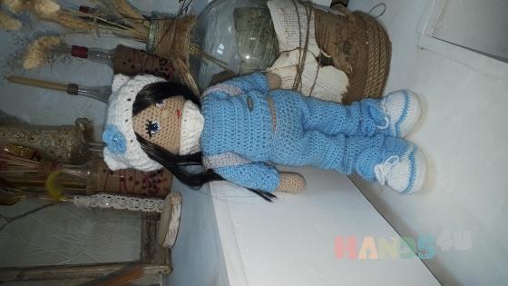 Купить кукла, Куклы и игрушки ручной работы. Мастер Светлана Тирских (svetik01) . авторская кукла