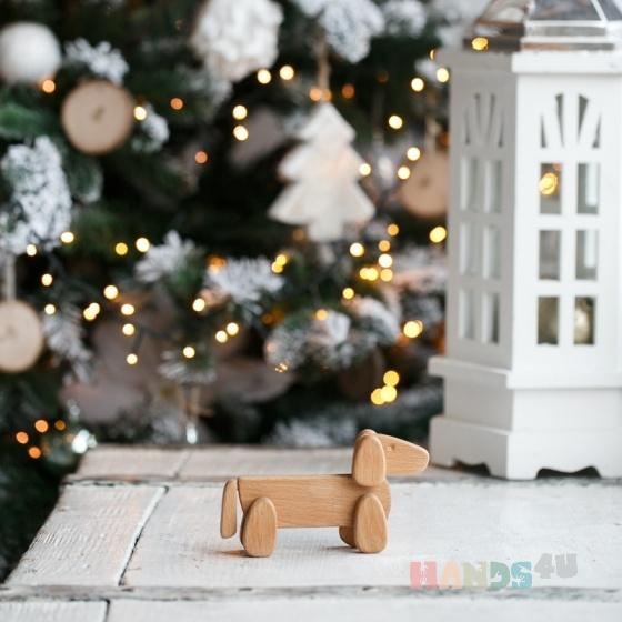 Купить Собачка на магнитах, Развивающие игрушки, Куклы и игрушки ручной работы. Мастер Игорь Попопв (WoodGrandpa) . конструктор