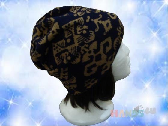 Купить Шапка бини на весну, Шапки, Головные уборы, Аксессуары ручной работы. Мастер   (gulnaz) . стильная шапка