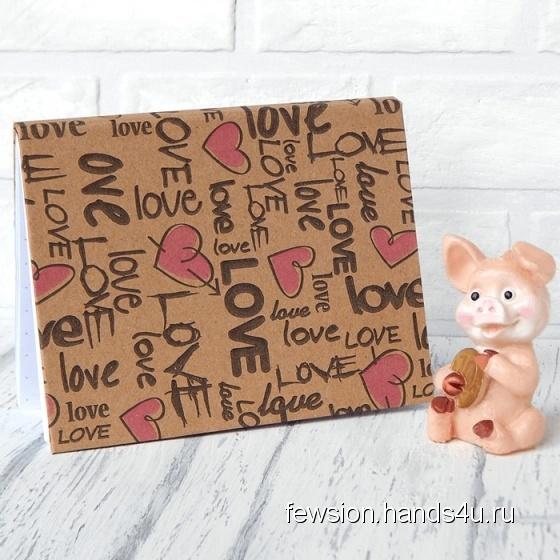 Купить Креативный блокнот Dots, Блокноты, Канцелярские товары ручной работы. Мастер   (Fewsion) .