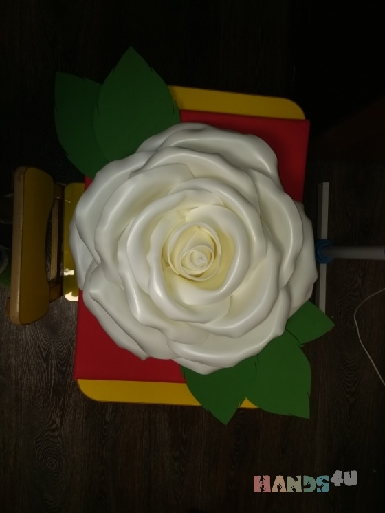 Купить 3D картина Роза, Элементы интерьера, Для дома и интерьера ручной работы. Мастер екатерина девяткина (eka2266) .