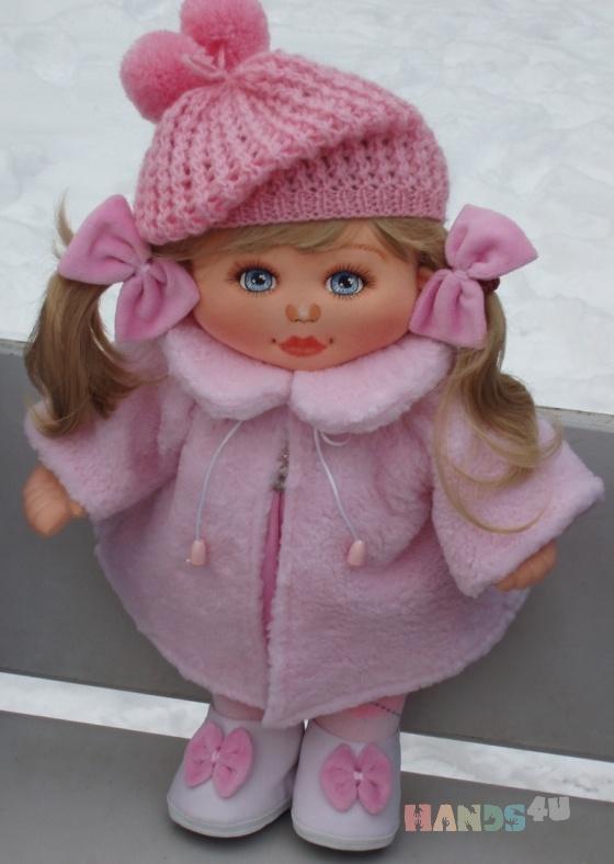 Купить Кукла Роза, Текстильные, Коллекционные куклы, Куклы и игрушки ручной работы. Мастер  ****** (Nadezhda-SPB) . коллекционная кукла