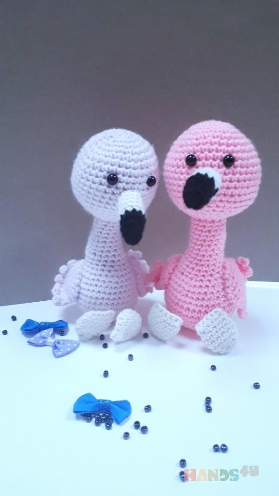 Купить фламинго, Детские аксессуары, Работы для детей ручной работы. Мастер Светлана Тирских (svetik01) . искусственный плюш
