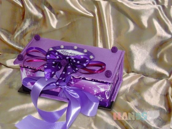 Купить Шкатулка Мамины сокровища, Подарки для новорожденных, Подарки к праздникам ручной работы. Мастер Светлана Овчинникова (Ovelana) . для маминых сокровищ