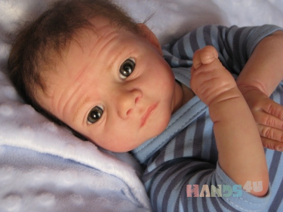 Купить Кукла реборн Michael, Куклы-младенцы и reborn, Куклы и игрушки ручной работы. Мастер   (Tatyana) .