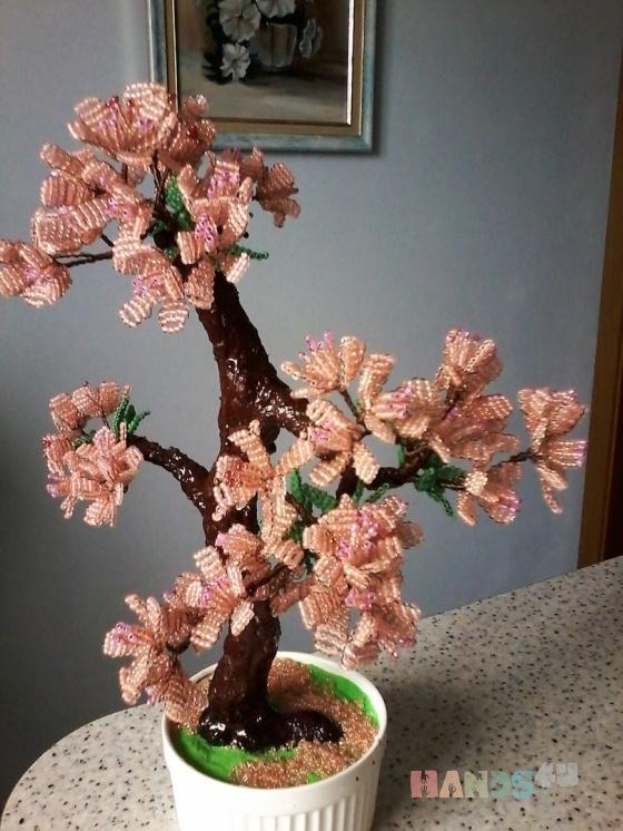 Купить дерево Весна, Деревья, Цветы и флористика ручной работы. Мастер Светлана Орлова (Totochka) . ручная работа handmade