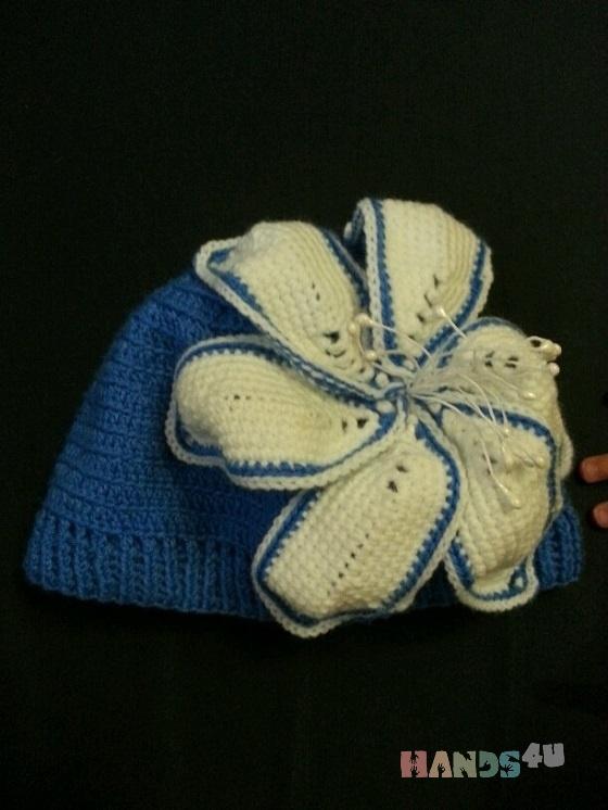 Купить шапка для девочки, Шапки, Головные уборы, Аксессуары ручной работы. Мастер Анастасия Чупреева (chupreeva) . вязаная шапка