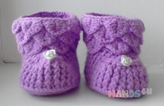Купить Пинетки , Детская обувь, Работы для детей ручной работы. Мастер   (Lexi28) . пинетки