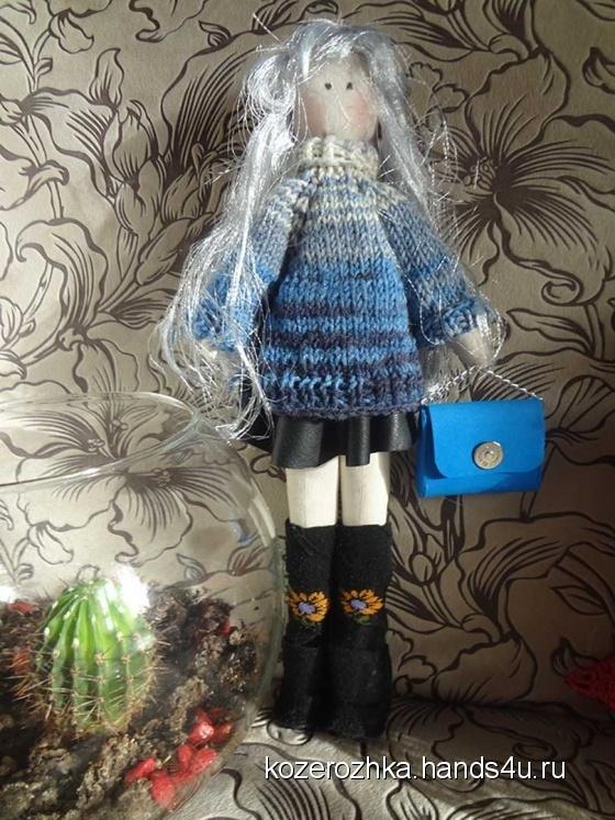 Купить Интерьерные куклы, Куклы Тильды, Куклы и игрушки ручной работы. Мастер Ольга Жукова (Kozerozhka) .