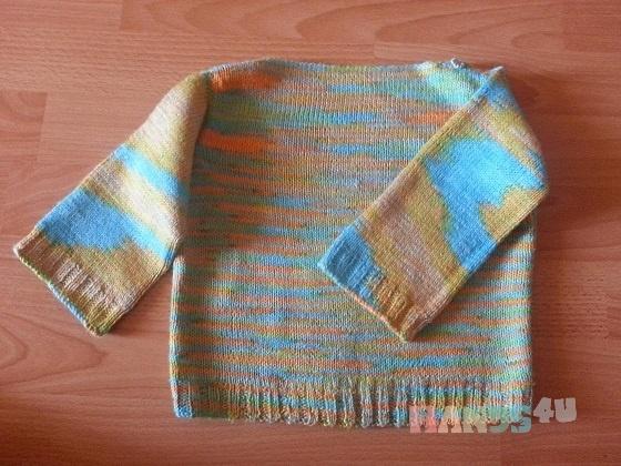 Купить Свитер детский, Свитера, Кофты и свитера, Одежда ручной работы. Мастер Анастасия Чупреева (chupreeva) . вязаные свитера