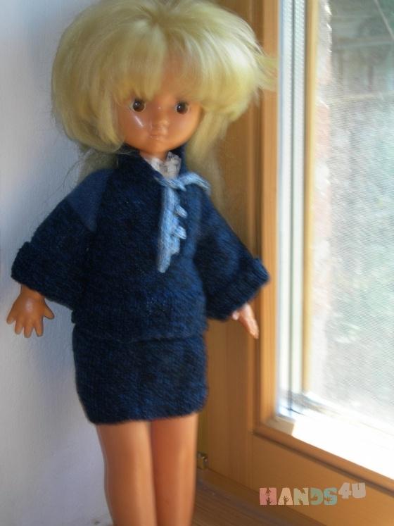 Купить Комплект, Одежда для кукол, Куклы и игрушки ручной работы. Мастер Ольга  (Klub-Ok) .