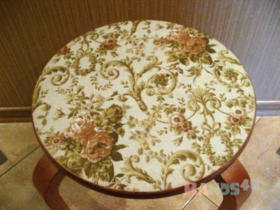 Купить Табурет деревянный Винтажные розы, Табуретки, Мебель, Для дома и интерьера ручной работы. Мастер Светлана Борисова (auarman) . мебель из дерева