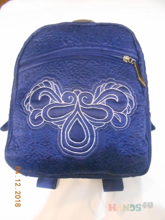 Купить рюкзачок женский (городской), Рюкзаки, Сумки и аксессуары ручной работы. Мастер ТАТЬЯНА АНИСИМОВА (TATYANA1) . авторский рюкзачок
