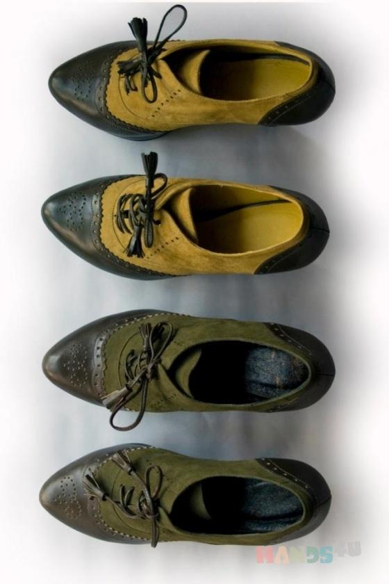 Купить Женские ботильоны, Демисезонная обувь, Обувь ручной работы. Мастер Ulyana Lineva (UlyanaLineva) . женская обувь