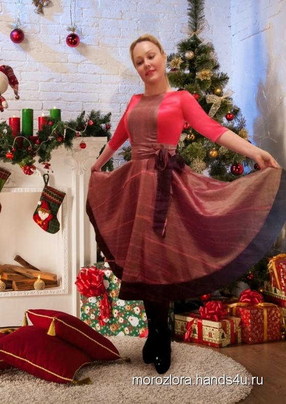 Купить Платье Красное, Шитые, Вечерние, Платья, Одежда ручной работы. Мастер лариса морозова (morozlora) . ярко-красный