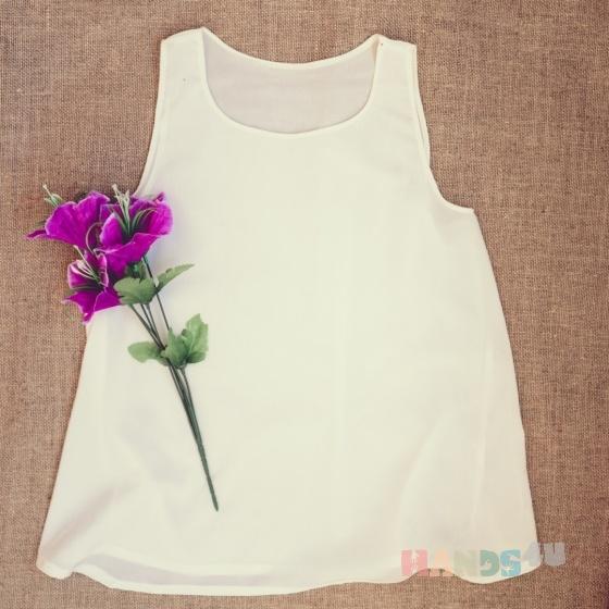 Купить Блузка, Шитые, Юбки, Одежда ручной работы. Мастер Альфия Нигматуллина (Ani) . блуза