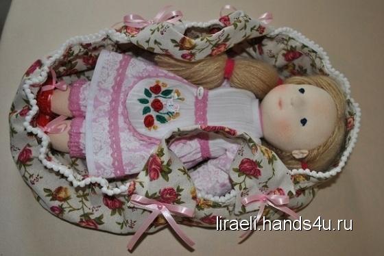 Купить Вальдорфская кукла, Вальдорфская игрушка, Куклы и игрушки ручной работы. Мастер Елена Рыбалко (Liraeli) . игровая кукла