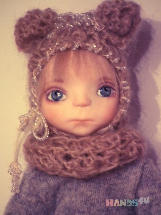 Купить Малыш, Полимерная глина, Коллекционные куклы, Куклы и игрушки ручной работы. Мастер Юлия Иванова (annasyper) . авторская кукла