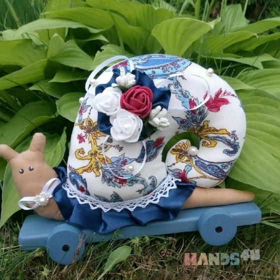 Купить Улитка, Куклы Тильды, Куклы и игрушки ручной работы. Мастер Ирина Евтушенко (0407-1975) .