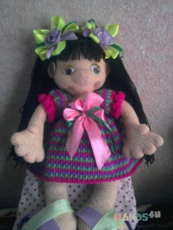Купить Кукла Ириска, Куклы и игрушки ручной работы. Мастер Светлана Кислицына (Lanakiss) .