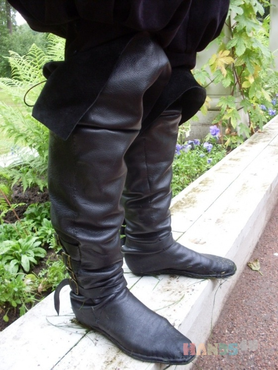 Купить Сапоги, Обувь ручной работы. Мастер Алекс Пелитис (alexlat) . натуральная кожа