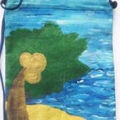 35ff163cb4d1 Классическая женская сумка из фетра Betta S(без подкладки) ID 1437 ...
